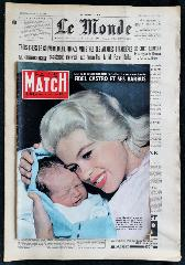 1950-1990 Journal et Paris-match