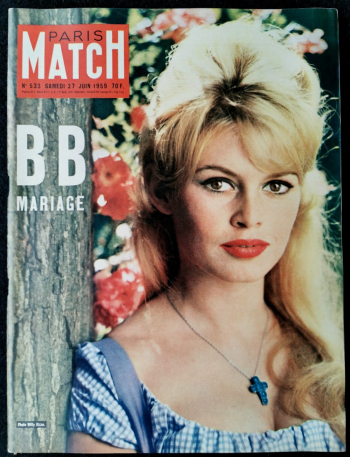 Paris-match anniversaire 1950 à 1990