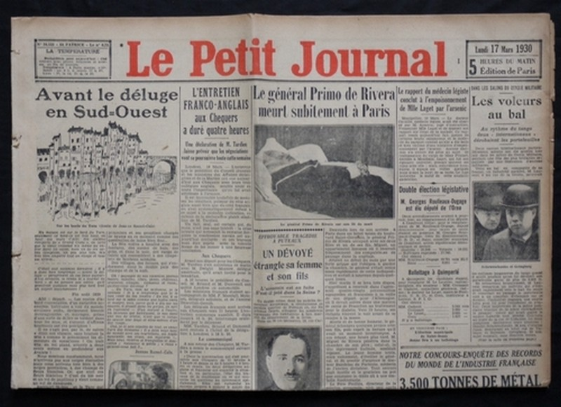 Journal de naissance - Le journal du 11 metres ...