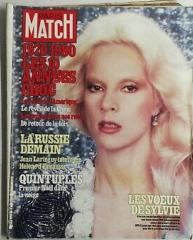 Paris match anniversaire 1980
