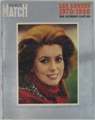 Paris Match anniversaire 1970