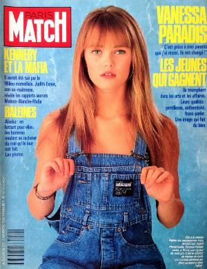1989-2016 Paris match