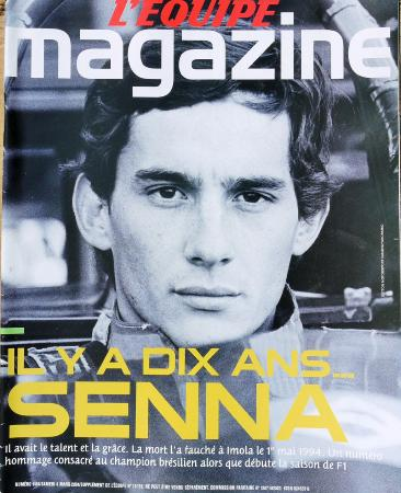 JOURNAL 1994 AYRTON SENNA